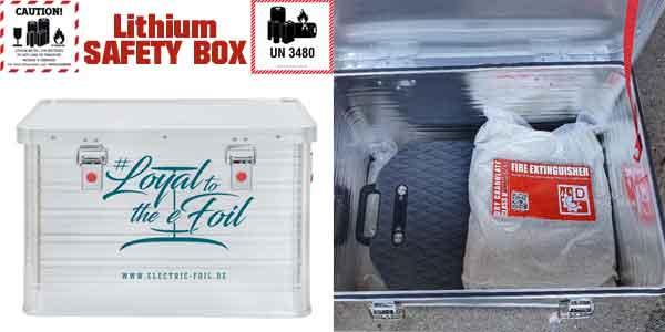 Lithium-Safety-Box