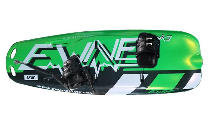 EWAVE-Elektro-Surfbrett